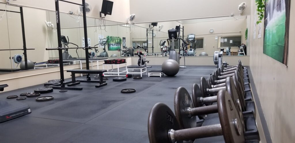 Mariner Square Athletic Club - Best Athletic Club in The Bay Area - by Jimaii Design