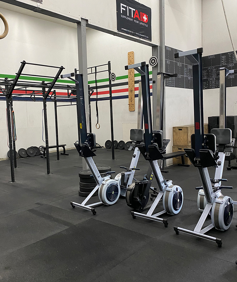 #1 Best Athletic Club In The Bay Area - by Jimaii Design